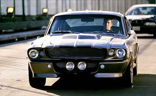 Eleanor' From Gone In 60 Seconds Just Sold For $1.1 Million | Cars movie,  Gone in 60 seconds, Bmw classic cars