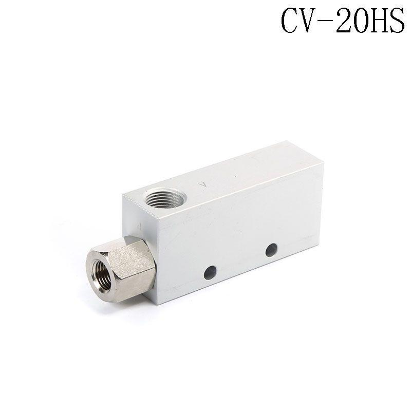 CV-20 3/8\u0027\u0027 3/8 inch Port SMC Type Vacuum Generator Producer