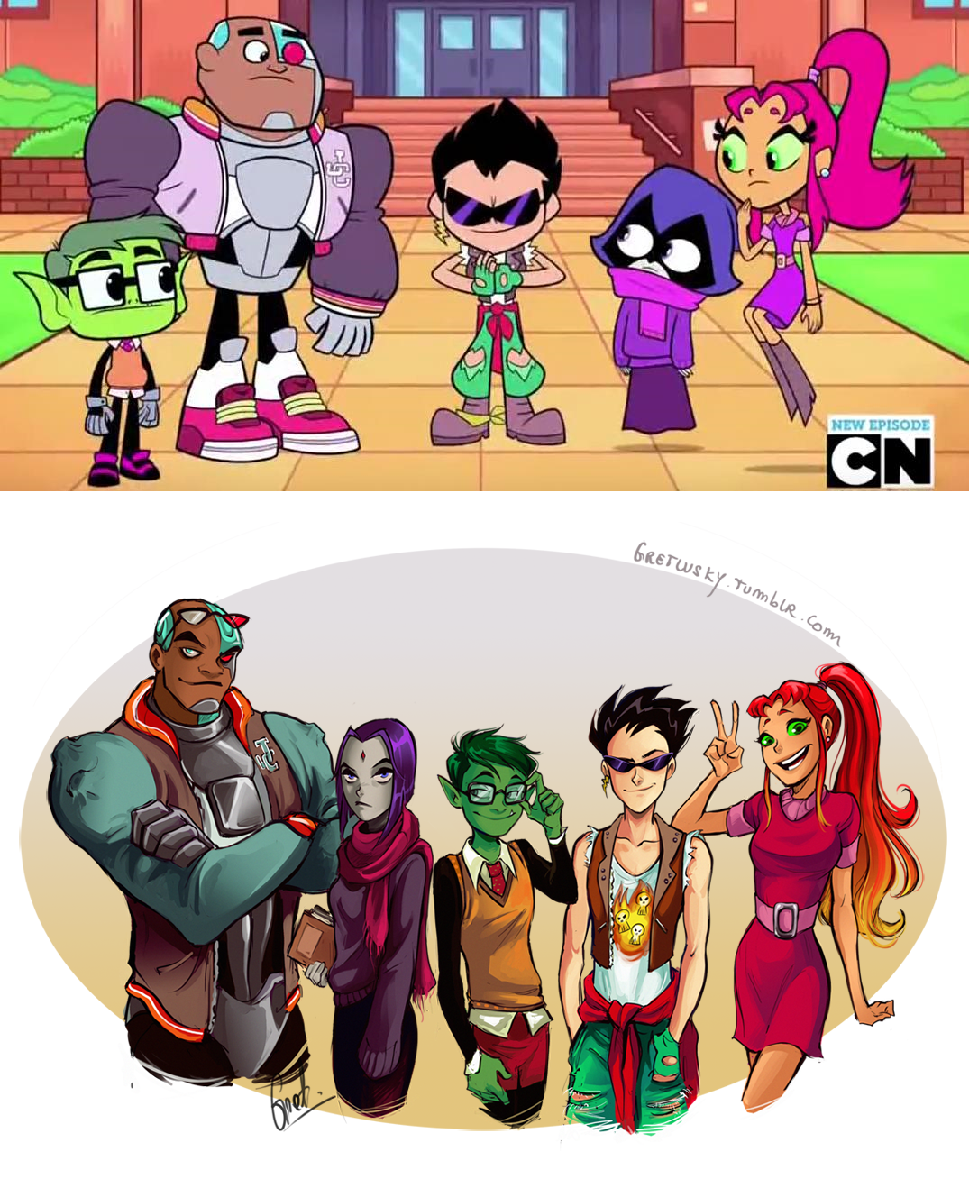 Yeah Not Completely Accurate, Teen Titans Go Nice -4725