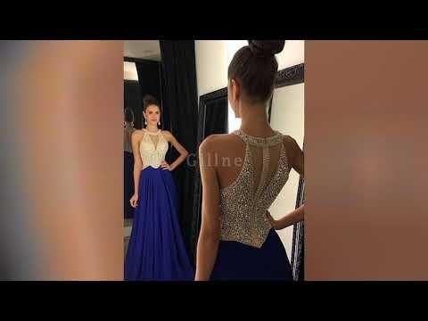 Abendkleider 2020 Günstig Kaufen Online Abendkleid