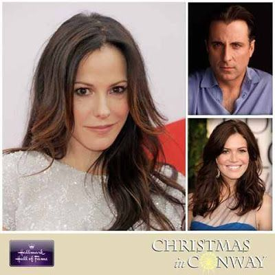 its a wonderful movie christmas in conway hallmark hall of fame movie - Christmas In Conway Hallmark