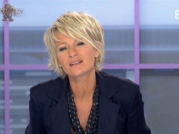Jeudi 09 Juin Sophie Davant Coiffures cheveux courts
