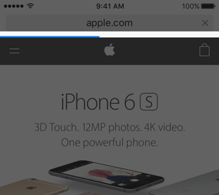 Progress Indicators - UI Controls - iOS Human Interface Guidelines