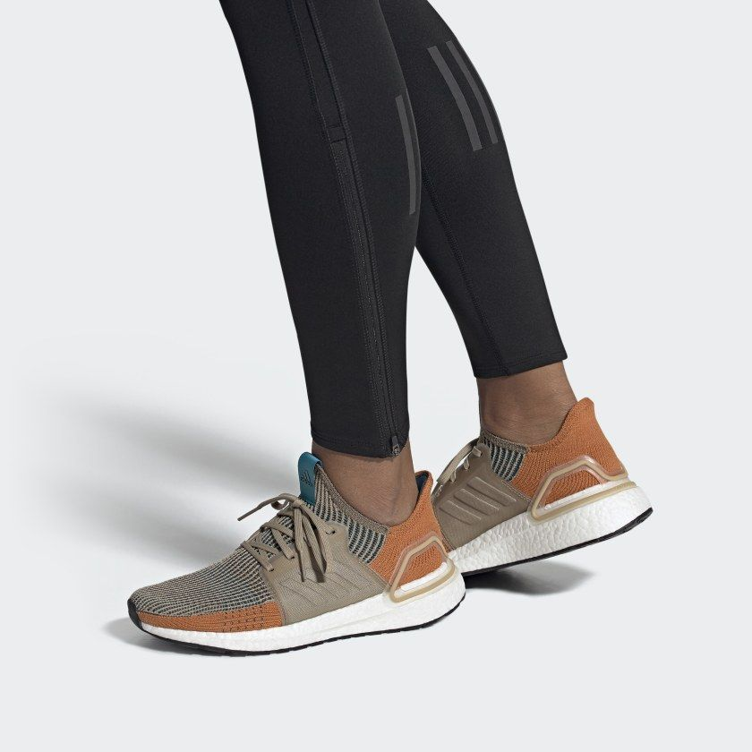 adidas Ultraboost 19 Shoes - Brown   adidas US   Running shoes for ...