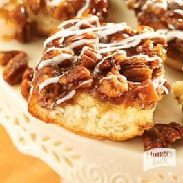Pecan Sticky Buns from Hungry Jack