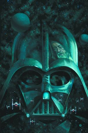 Cover art ... Star Wars #14 - Writer Brian Wood has been mining the time between A New Hope and The Empire Strikes Back for some great material, playing up the tension surrounding big plot twists that were not yet known.