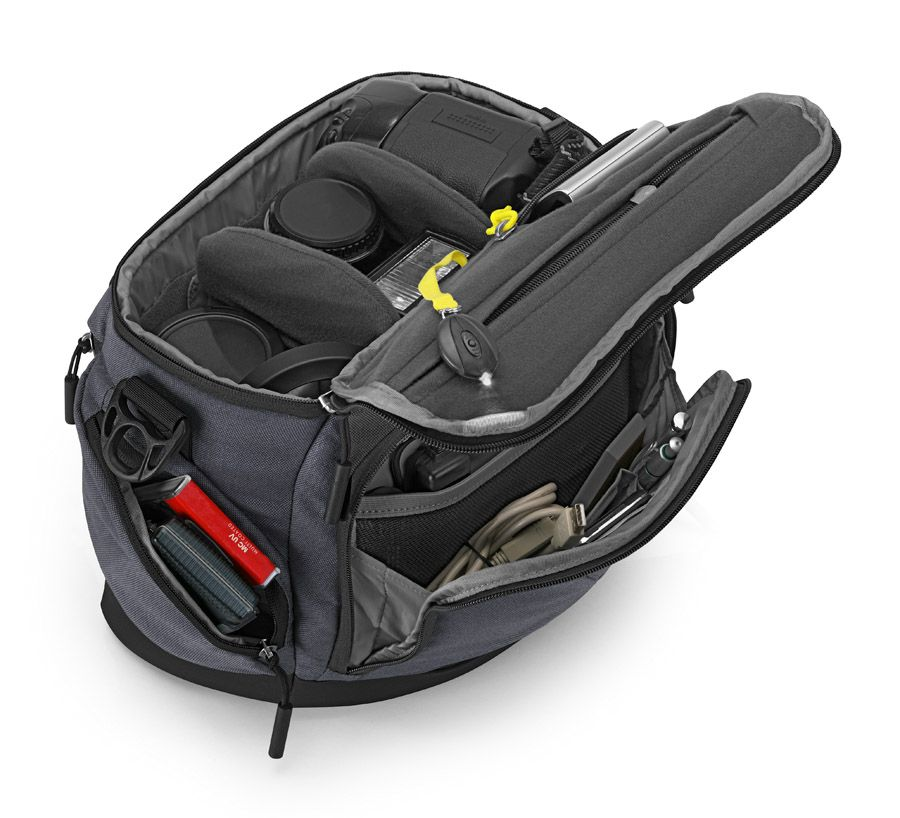 The BX2™ Focus Convertible Shoulder Case is a mid-sized shooting bag designed for speed and comfort that quickly converts to a belt pack. Our BX2™Xtreme Foam offers the ultimate in drop protection for your valuable camera gear. This shoulder bag is perfect for those seeking a dual-function protective case. #wishlist #happyholidays #Brenthaven