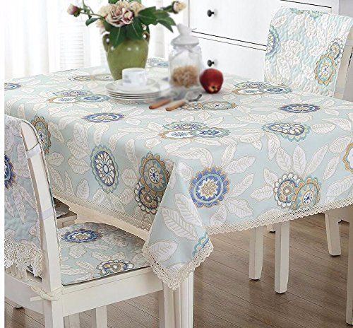 Wfljl Simple Style Decoration Tablecloth Cotton Coffee Dining Unique Tablecloth For Dining Room Table Inspiration