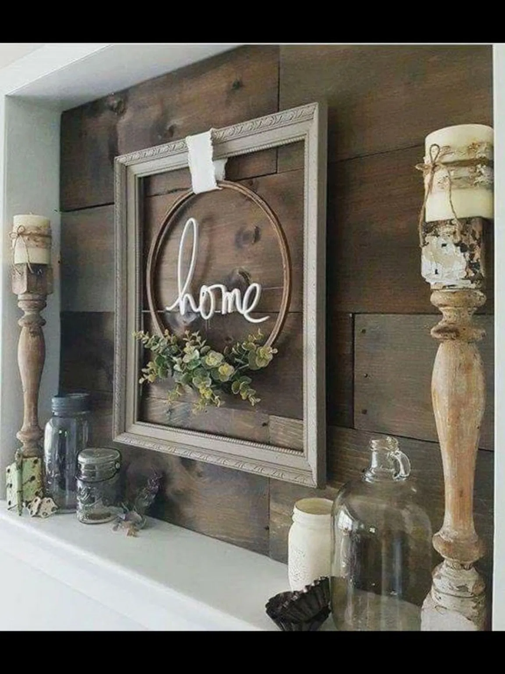 65 Inspiring Wall Decor Ideas For Your Living Room 2020 1 In 2020