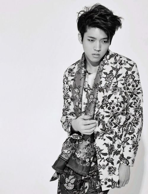 Toheart Woohyun – Esquire Magazine April Issue '14