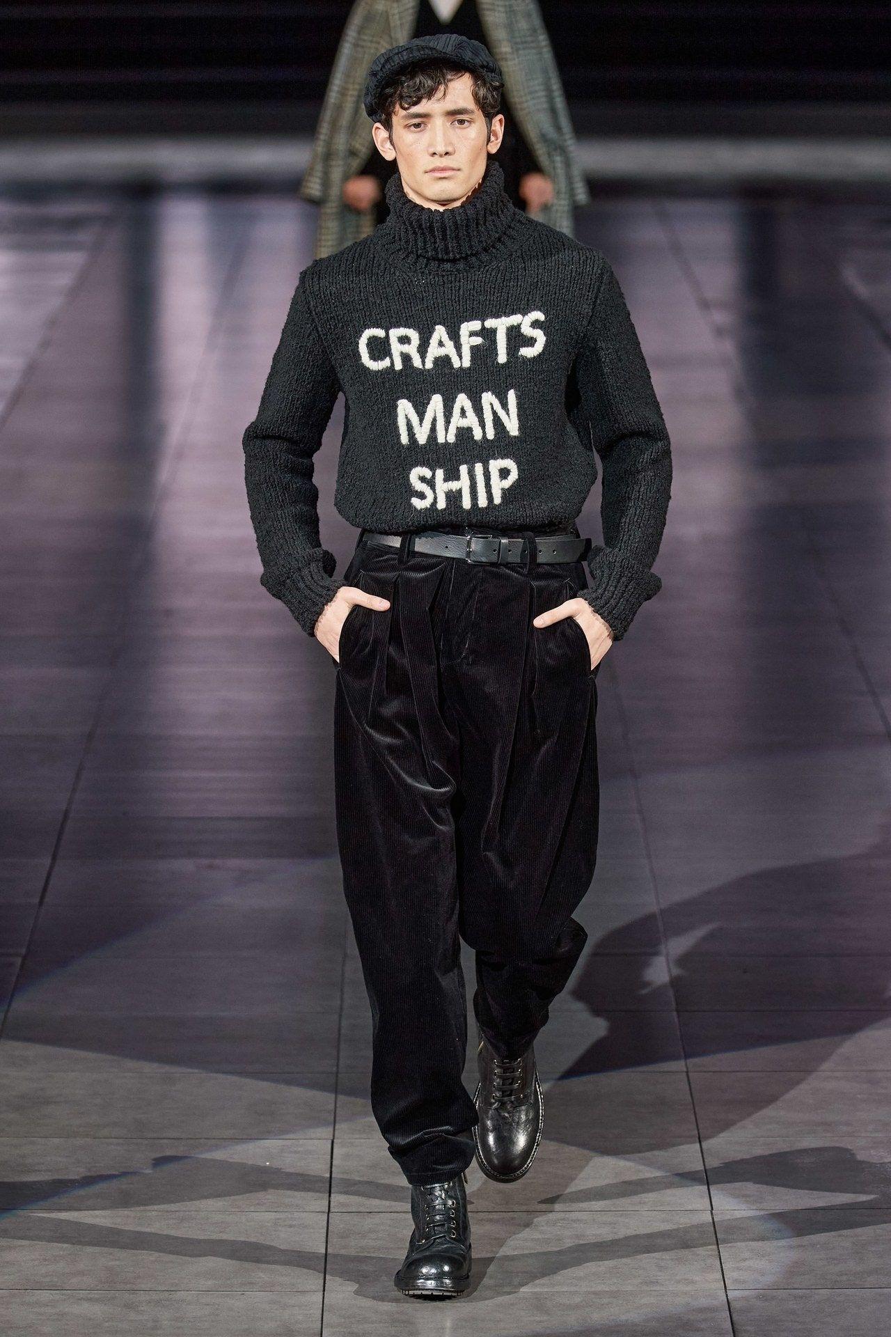 Dolce & Gabbana Herbst/Winter 20202021 Menswear