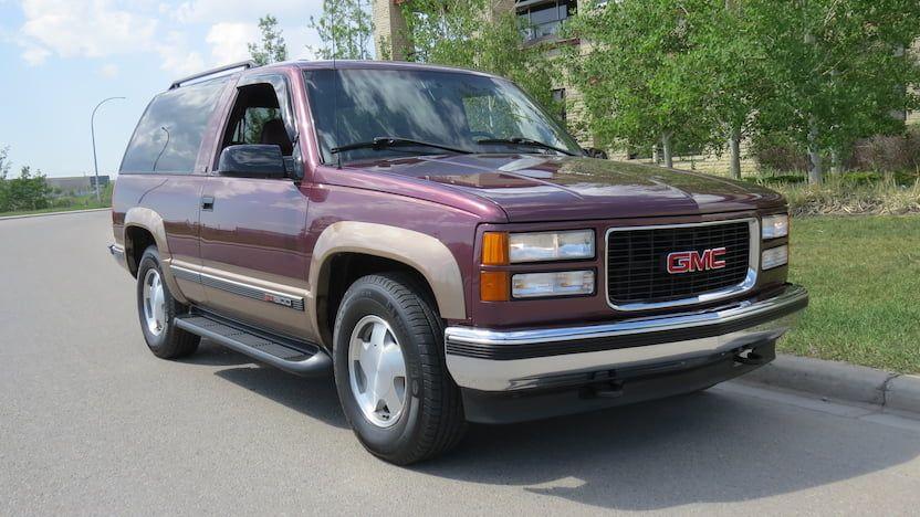 1996 Gmc Yukon T135 Las Vegas 2019