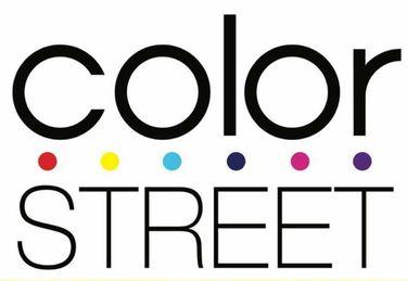 Color Street 100% Nail Polish strips No heat No drying No ...