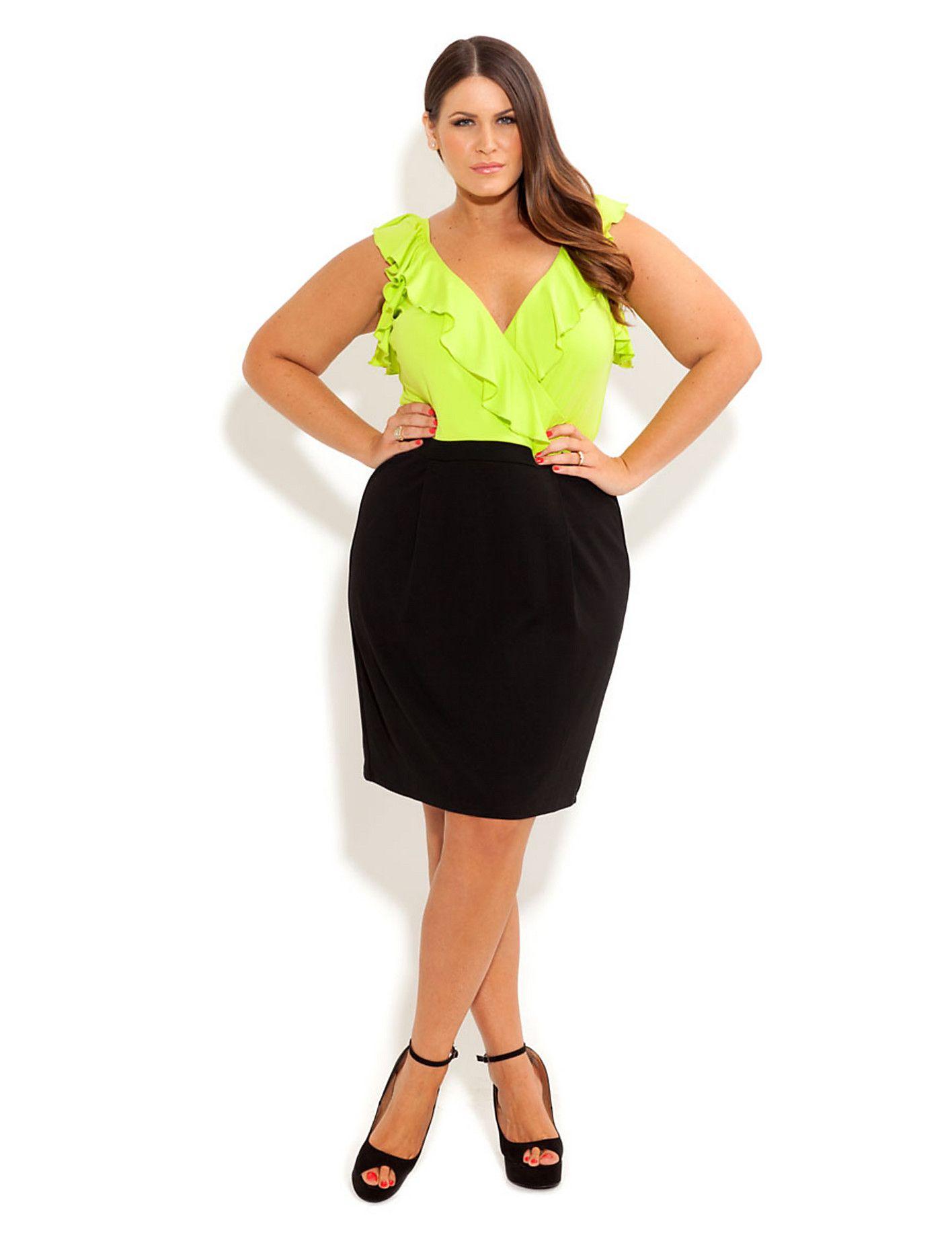 Floral Pop Dress 9352315400893 | RVCA