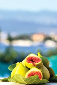 An Italian favorite: figs