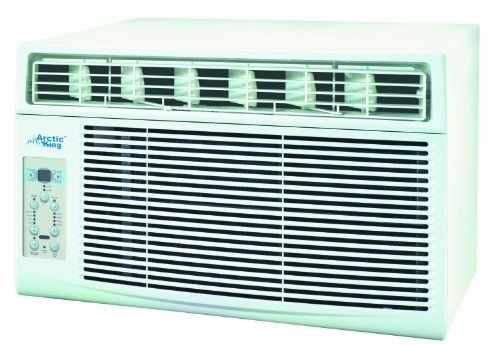 Midea 10k Btu Energy Star Window Ac By Midea 229 99 Digital Panel With Led Display Full Func Window Air Conditioner Air Conditioner Heater Air Conditioner