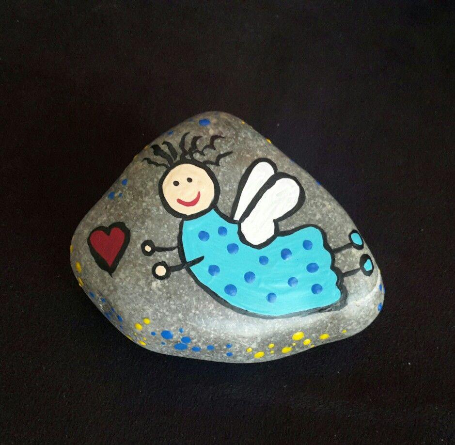 Pin von Guru Gründl auf Weihnachten in 18  Steine bemalen