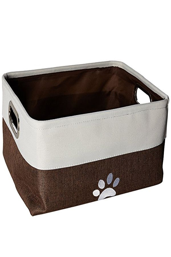 Winifred Amp Lily Pet Toy And Accessory Storage Bin