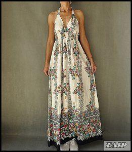 New Look Kremowa Sukienka Kwiatki 38 Nowa 6489771960 Oficjalne Archiwum Allegro Dresses Maxi Dress Fashion