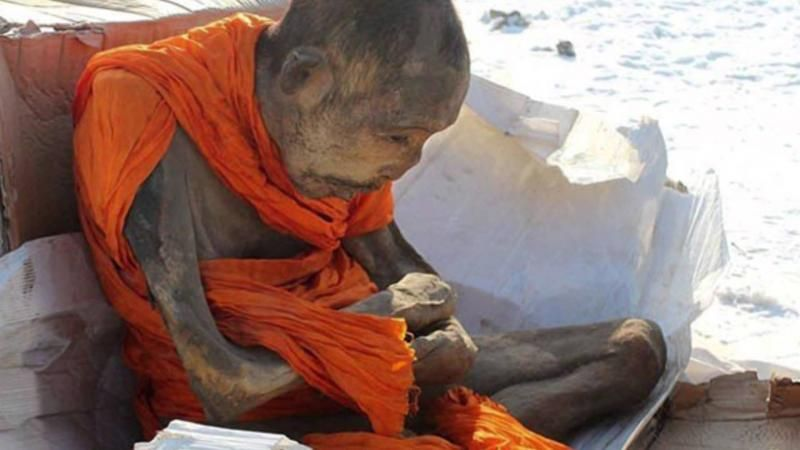 200-Year-Old Buddhist Monk's Mummy Found In Mongolia, The Monk Seems Alive