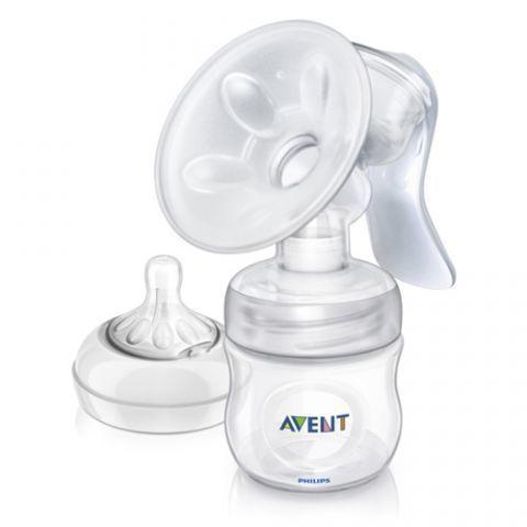 Avent Comfort Manual Breast Pump Avent Natural Bottles 9e0512c21fad8