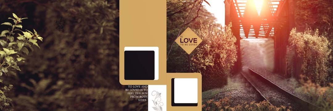 Modern Wedding Album Design 12x36 Psd Templates Download In
