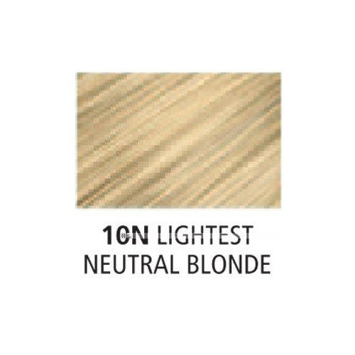 Clairol Premium Creme Permanent Hair Color 10n Lightest Neutral Blonde 2 Oz 57 G Cool Blonde Professional Hair Color Hair Color