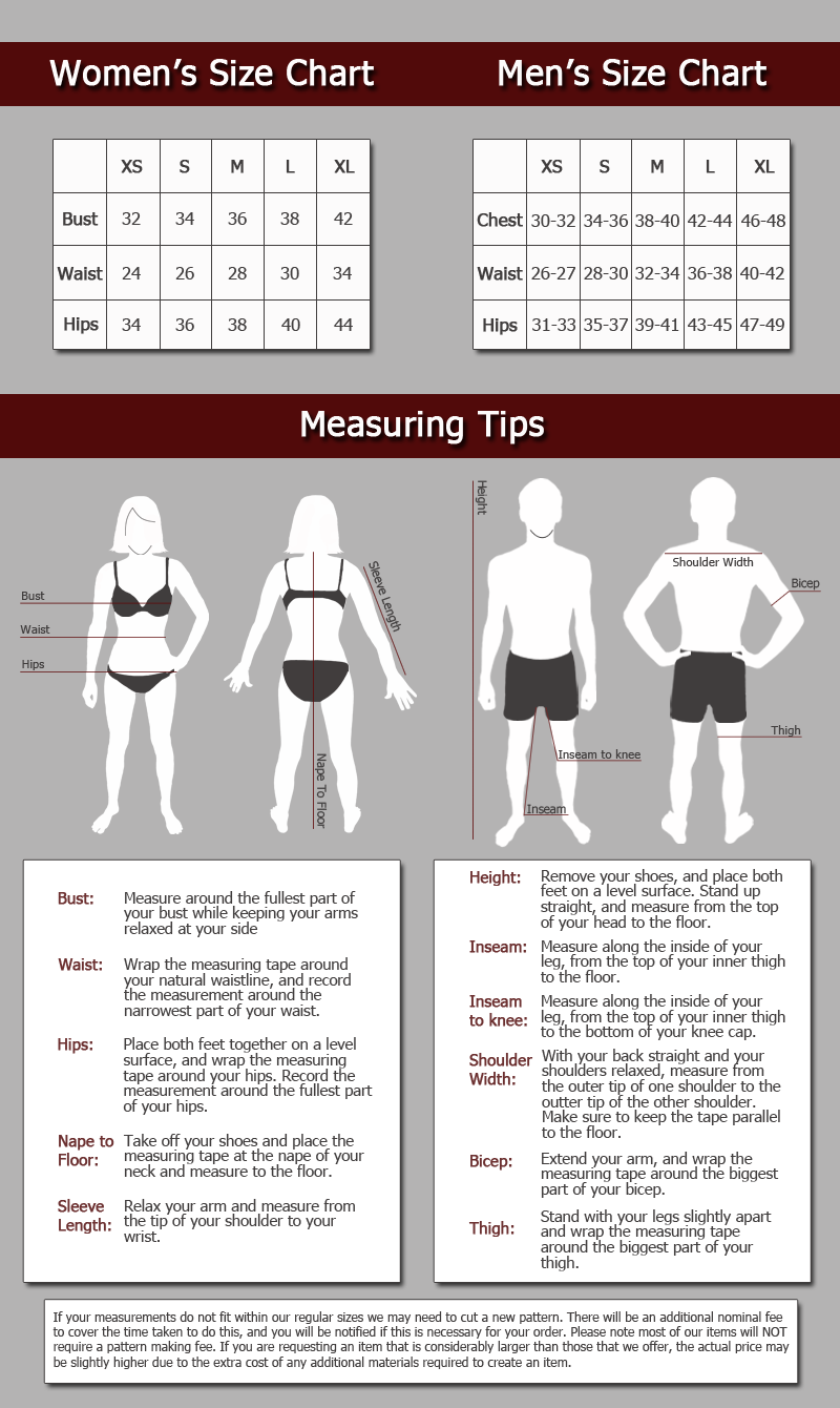 Celebrity Weight & Measurements