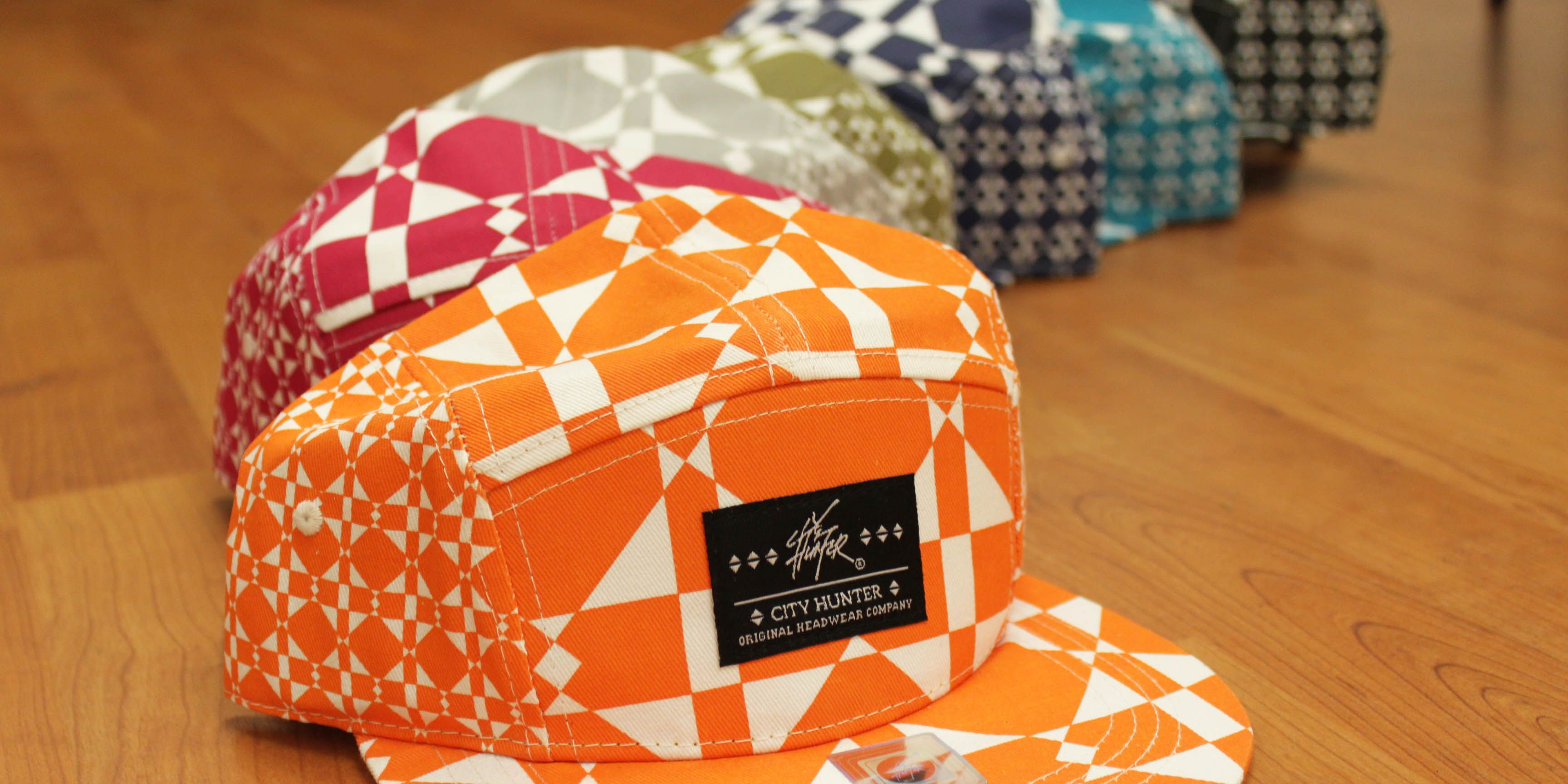 City Hunter's one of the hot summer, CN680 Diamond Pattern Five Panel Hat, is on SALE NOW! Great summer attracting colors and pattern designs; it is a must have hat of the summer. Get yours today! On Sale Now for $14.99  http://bit.ly/1jZCNuO