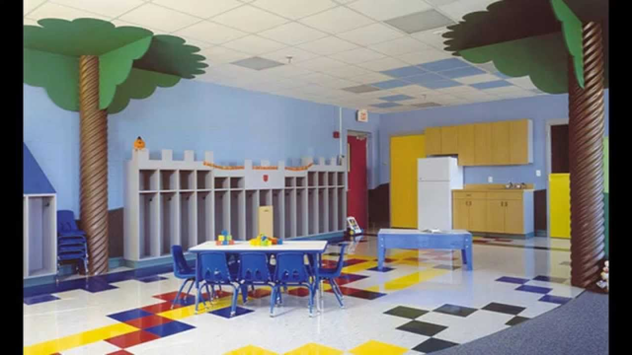 Stunning Home Daycare Decorating Ideas