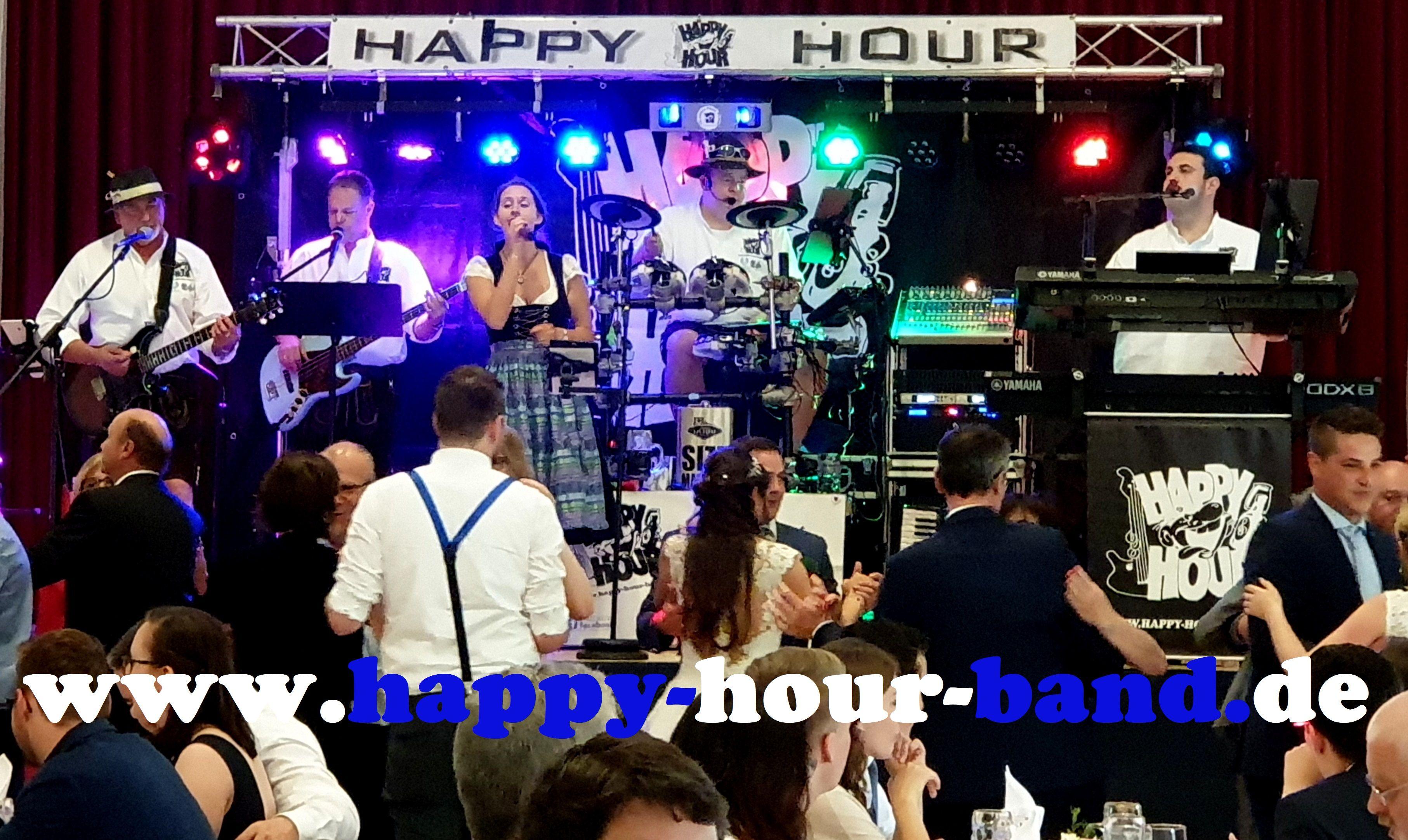 Happy Hour Hochzeitsband Happy Hour Hochzeitsband Bayern Hochzeit