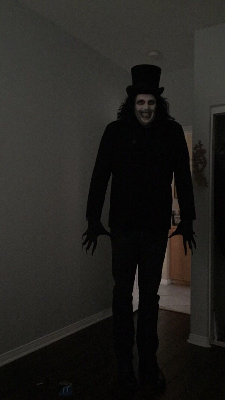 Babadook | Horror | Pinterest | Horror, Teeth and Cosplay