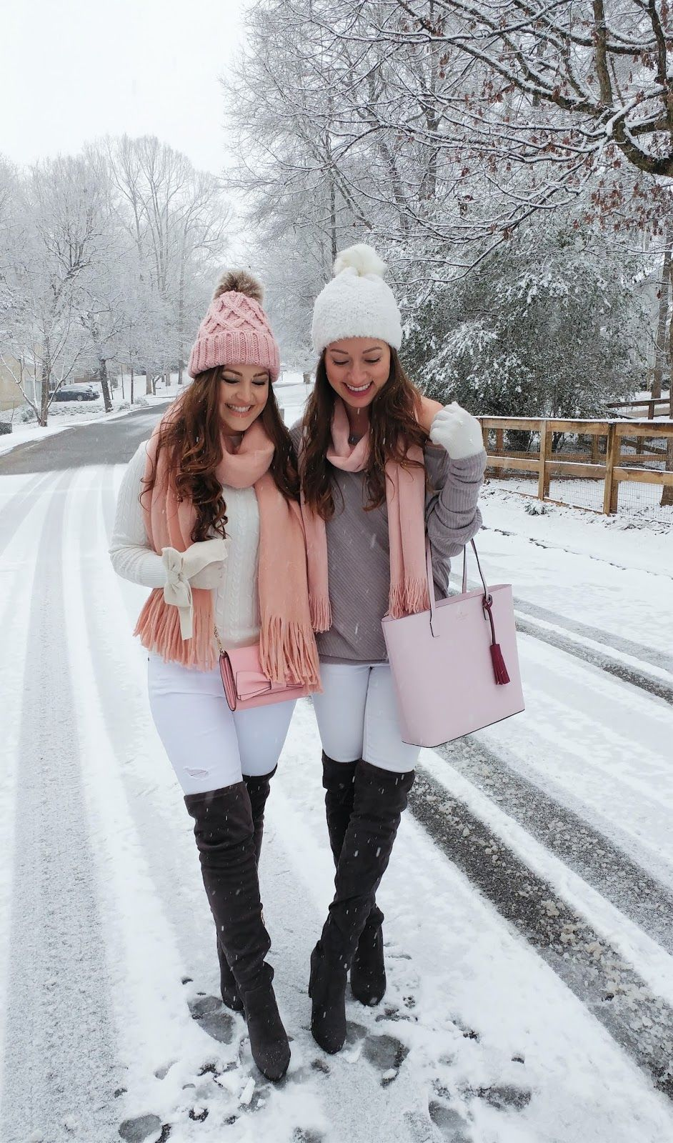 Snow Day | Winter fashion outfits, Snow day outfit, Winter