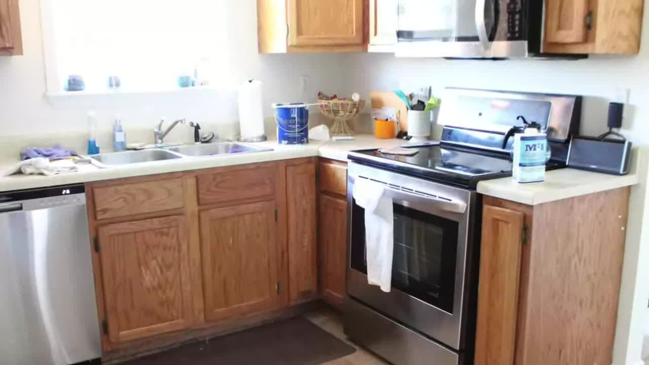 How to Prep Walls before Painting   Redo kitchen cabinets ...