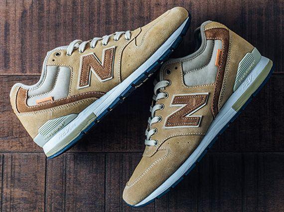 new balance 996 classic brown