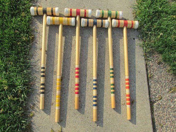 Game played with balls mallets and wickets – Crossword ...