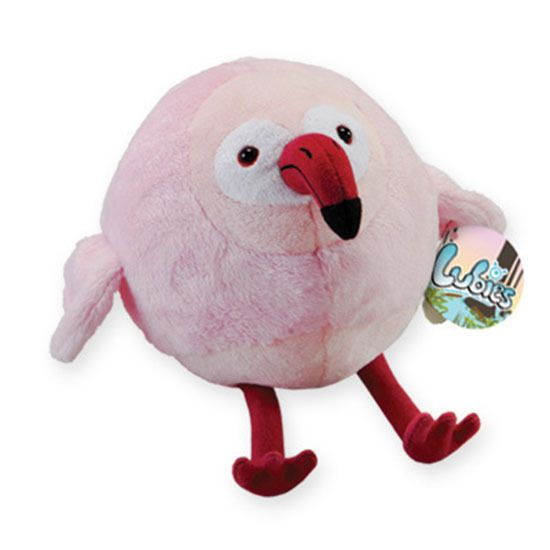 Stuffed Plush Flamingo Big Lubie 8 By Rocket Usa Rocketusa Flamingo Flamingo Plush Baby Plush Toys