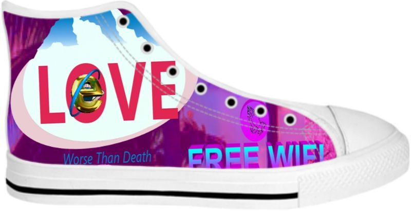 392d2b511bfed Love Folly Shoes | ✠FΦrsaken λesthetic✠ | Shoes, Sneakers, Vaporwave
