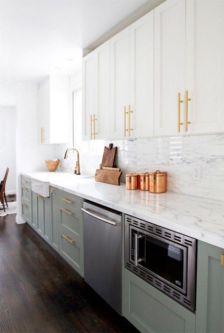 50 Elegant Modern Kitchen Cabinets Ideas Kitchens Kitchencabinets Kitchencabinetsideas Kitchen Cabinet Design Kitchen Design Kitchen Renovation