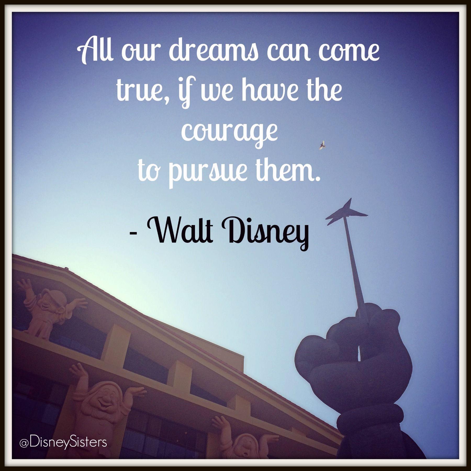 Walt Disney Quotes To Inspire Graduates | Disney, Graduation and ...