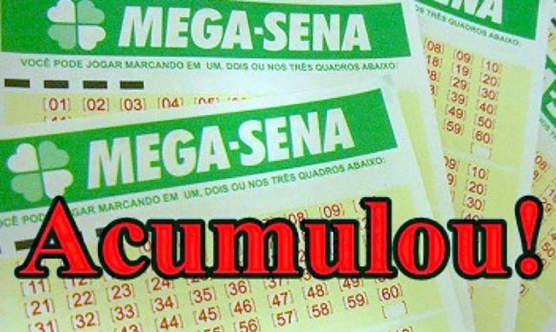 Mega sena acumulada promete prêmio de R$ 50 milhões na quarta ...