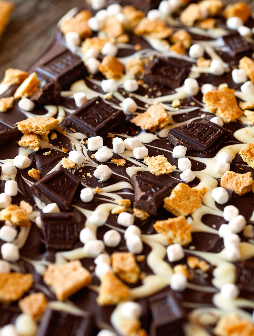 Campfire saltine toffee and a blendtec giveaway recipe