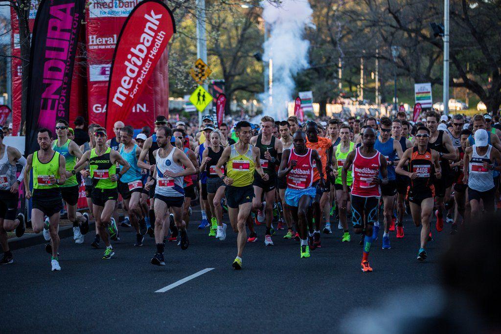 Melbourne Marathon 2018 Marathon, Melbourne, Active