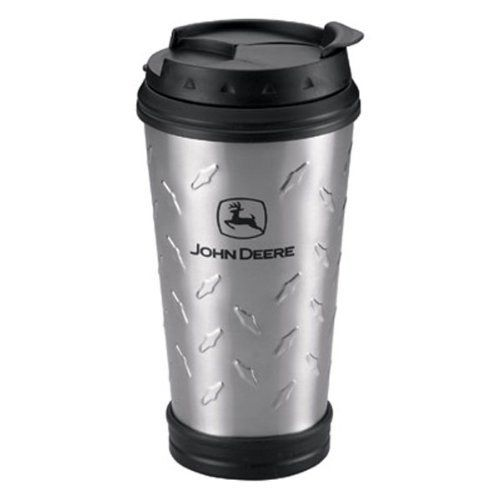 John Deere Kitchen Ideas: John Deere Diamond Plate Travel Mug