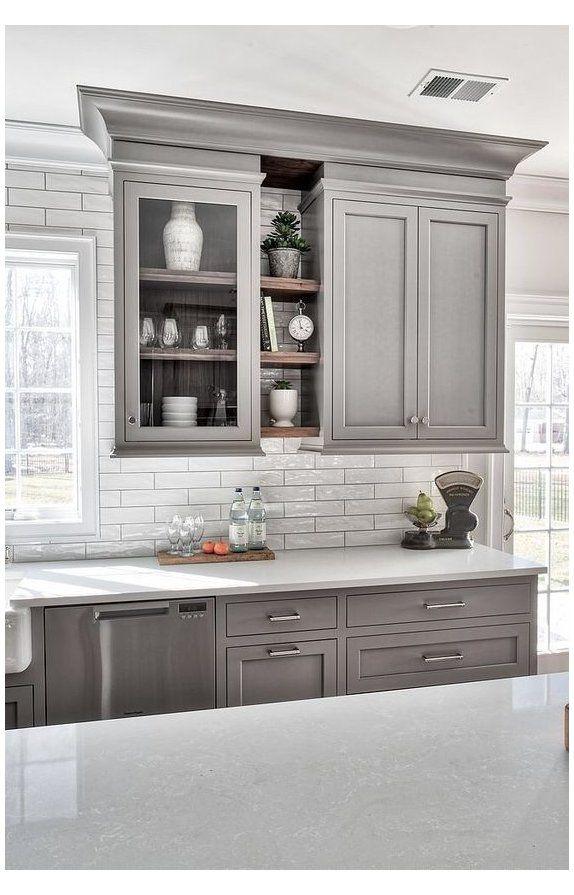 kitchen interior cabinets