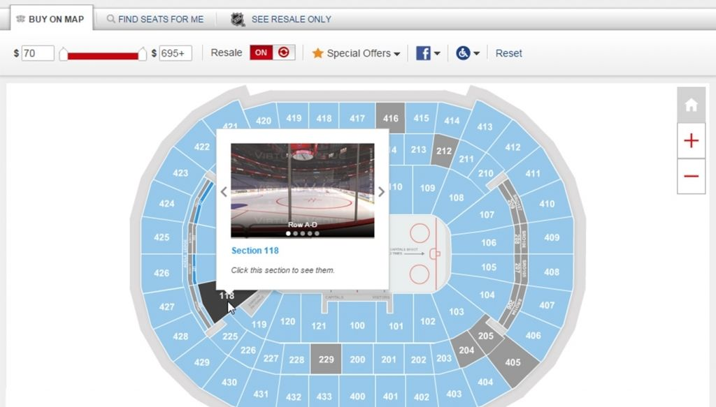 The Stylish Staples Center Interactive Seating Chart