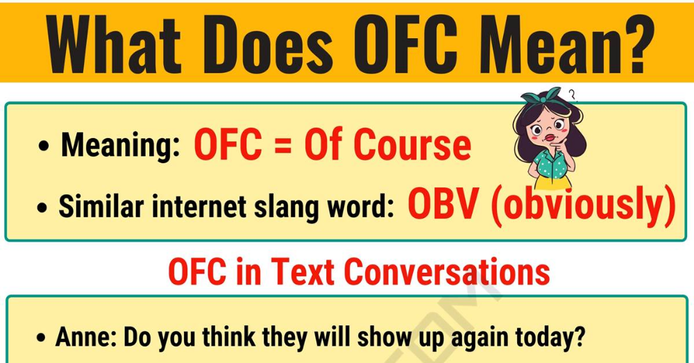 what does ob mean in texting