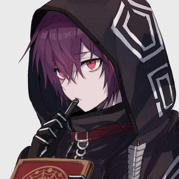 Animeboy Purplehair Redeyes Cute Anime Character Cute Anime Guys Anime Character Design
