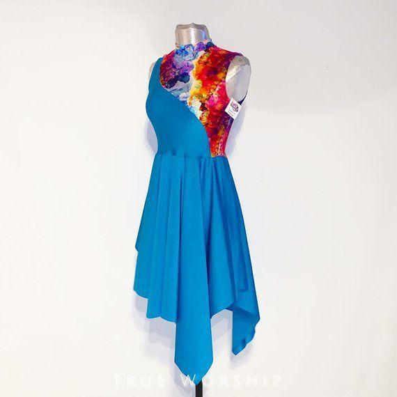 Ephod Deep Sea. Dance clothes