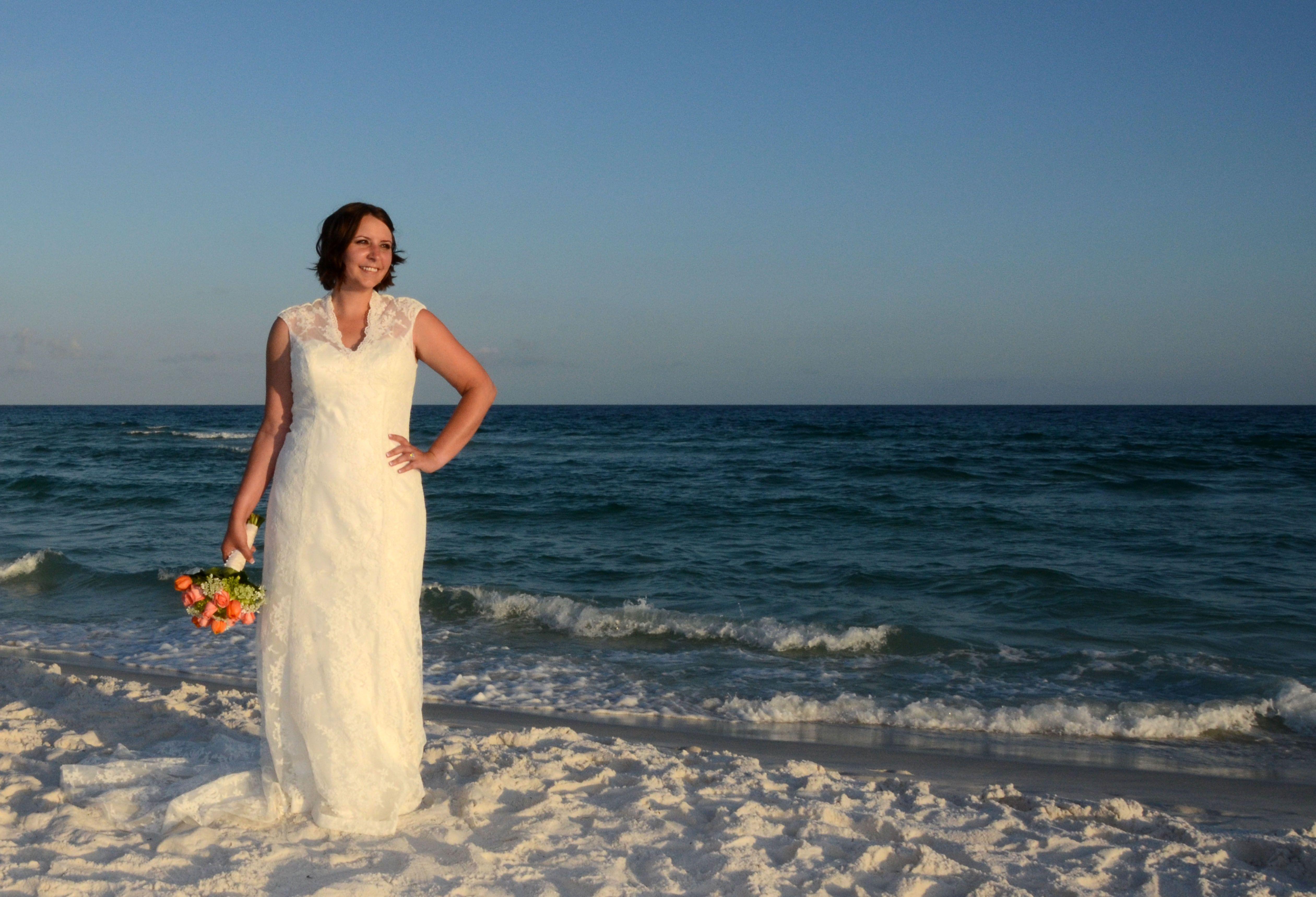 Beach weddings fort walton beach wedding packages sunset beach - Fort Walton Beach Okaloosa Island Florida Destination Beach Wedding